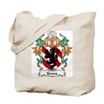 Young Coat of Arms Tote Bag