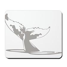 Humpback Whale Tail Mousepad