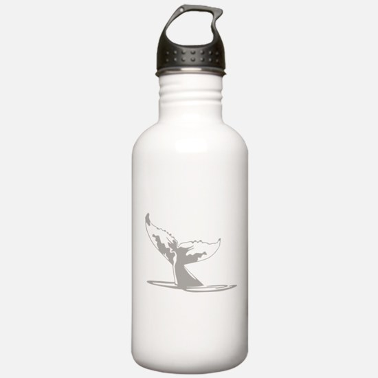 Humpback Whale Tail Water Bottle