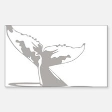 Humpback Whale Tail Decal
