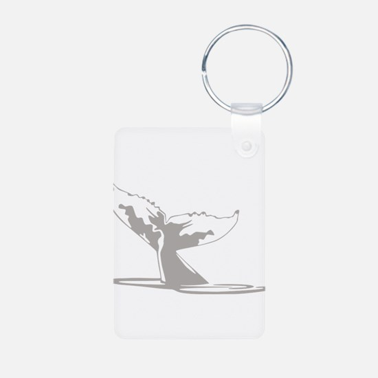 Humpback Whale Tail Keychains