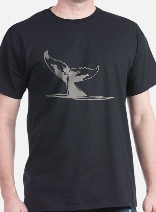Humpback Whale Tail T-Shirt