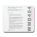 WMD 404 Mousepad