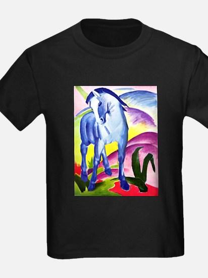 Franz Marc - Blue Horse I T