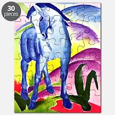 Franz Marc - Blue Horse I Puzzle