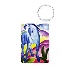 Franz Marc - Blue Horse I Keychains