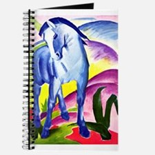 Franz Marc - Blue Horse I Journal
