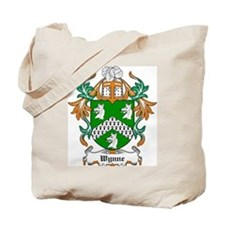 Wynne Coat of Arms Tote Bag