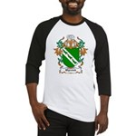 Wycomb Coat of Arms Baseball Jersey
