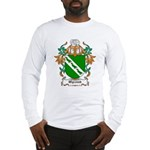 Wycomb Coat of Arms Long Sleeve T-Shirt