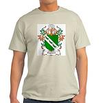 Wycomb Coat of Arms Ash Grey T-Shirt