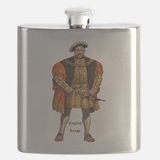 Cute Henry viii Flask