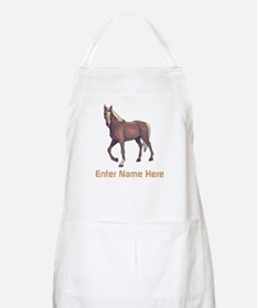 Personalized Horse Apron