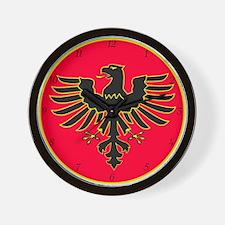German Eagle Wall Clock