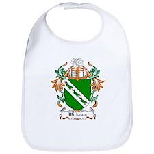 Wickham Coat of Arms Bib