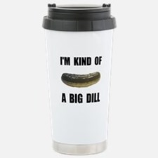 A Big Dill Travel Mug
