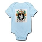 Westropp Coat of Arms Infant Creeper