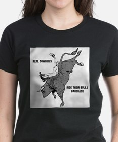 real cowgirls 1 10x10 Tee