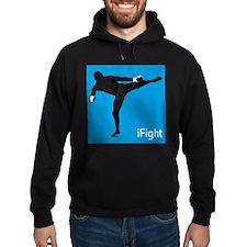 iFight (blue) Hoodie