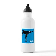 iFight (blue) Sports Water Bottle