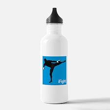 iFight (blue) Water Bottle