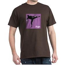 iFight (purple) T-Shirt