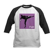 iFight (purple) Tee