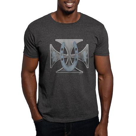 Lucky Iron Cross Dark T-Shirt