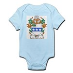 Weer Coat of Arms Infant Creeper