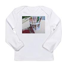 Work Room Haven Long Sleeve Infant T-Shirt