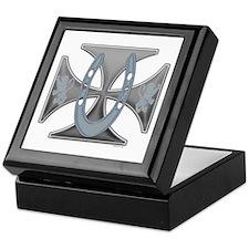 Lucky Iron Cross Keepsake Box