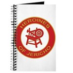 Heroines of Jericho Journal