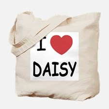 I heart DAISY Tote Bag