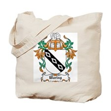 Waring Coat of Arms Tote Bag