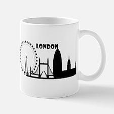 Cool London eye Mug