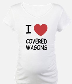 I heart covered wagons Shirt