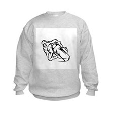 Tribal Moto Sweatshirt