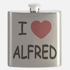 I heart ALFRED Flask
