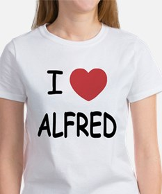 I heart ALFRED Women's T-Shirt