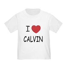I heart CALVIN T