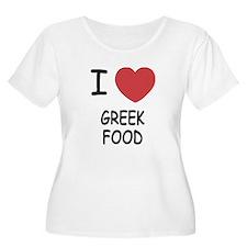 I heart greek food T-Shirt
