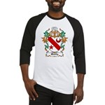 Waddy Coat of Arms Baseball Jersey