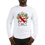 Waddy Coat of Arms Long Sleeve T-Shirt