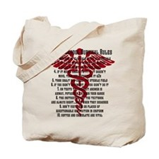 Cute Nursing school Tote Bag