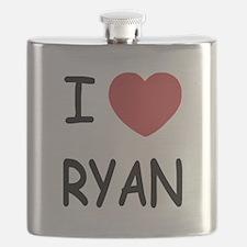 I heart RYAN Flask
