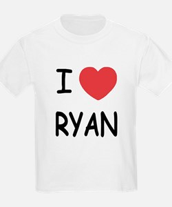 I heart RYAN T-Shirt
