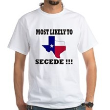 Most Likely To Secede Shirt