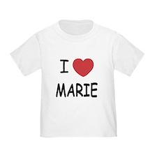 I heart MARIE T