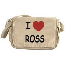 I heart ROSS Messenger Bag