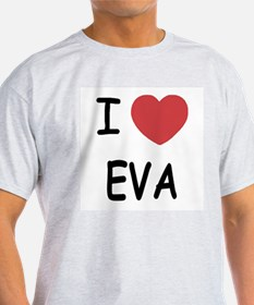 I heart EVA T-Shirt